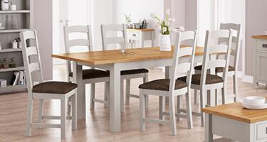 Global Home Devon Dining Room
