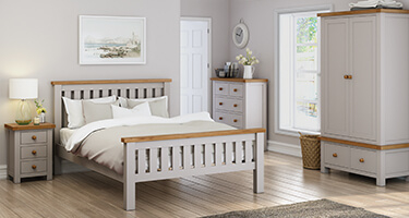 Global Home Salcombe Bedroom