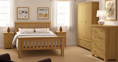 Global Home Salisbury Bedroom