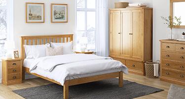 Global Home Sussex Bedroom