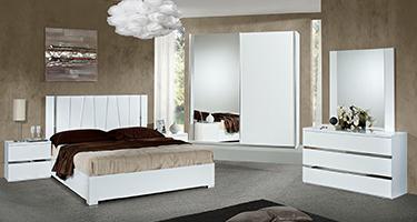 H2O Design Eva Italian Bedroom