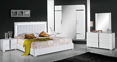 H2O Design San Marino Italian Bedroom