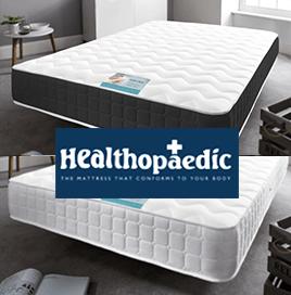 Healthopaedic Beds & Mattresses