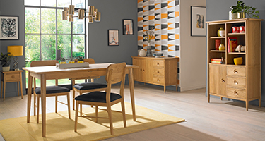 Heritance Kien Oak Dining Room