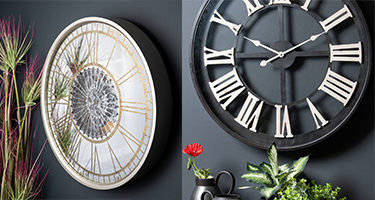 Hill Interiors Clocks
