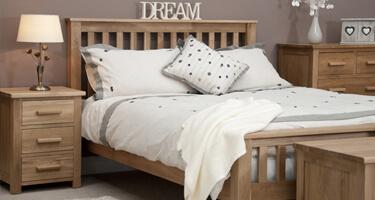 Homestyle GB Opus Oak Bedroom