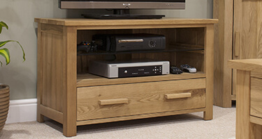 Homestyle GB Opus Oak Living Room