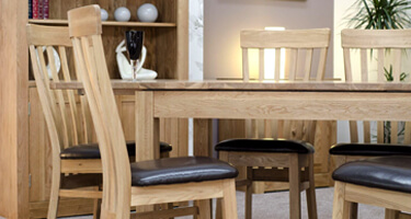 Homestyle GB Torino Oak Dining Room
