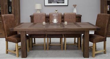 Homestyle GB Z Oak Designer Dining Room