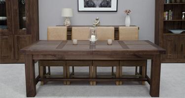 Homestyle GB Walnut Dining Room