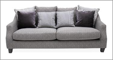 Vida Living Imogen Grey Sofa
