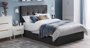 Julian Bowen Fabric Bed Frames