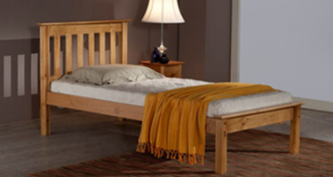 Julian Bowen Oak Bed Frames