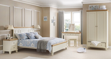 Julian Bowen Portland Two Tone Bedroom