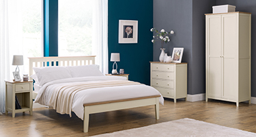 Julian Bowen Salerno Two Tone Bedroom