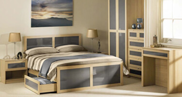 Julian Bowen Strada High Gloss Bedroom