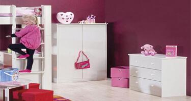 Kids World Bedroom