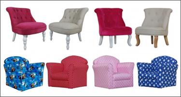 Kidsaw Kids Chairs