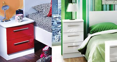 Knightsbridge Bedside Cabinets