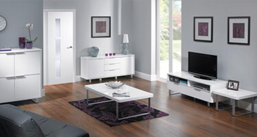 LPD Accent High Gloss Living Room