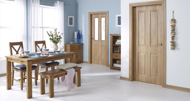 LPD Boden Pine Dining Room
