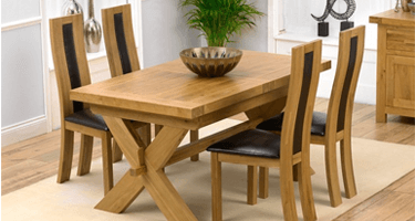 Mark Harris Avignon Oak Dining Room