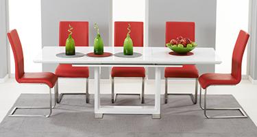Mark Harris Beckley Dining Room