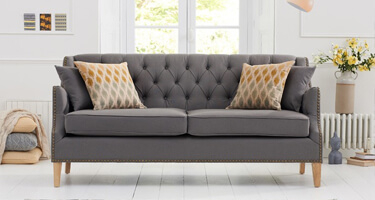 Mark Harris Carmen Fabric Sofas