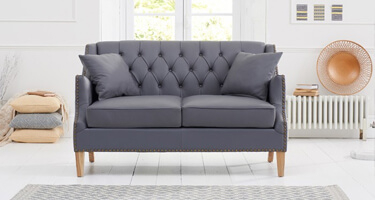 Mark Harris Carmen Leather Sofas