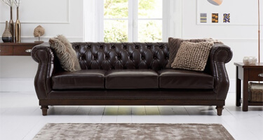 Mark Harris Highgrove Leather Sofas