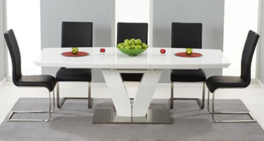 Mark Harris Malibu Dining Room