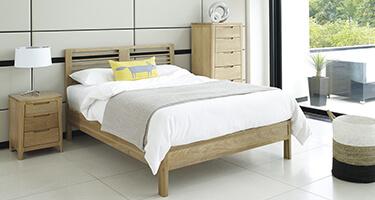 Mark Webster Ava Solid Oak Bedroom
