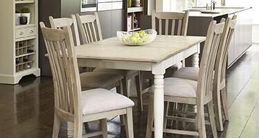 Mark Webster Lily Dining Room