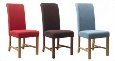 Mark Webster Range A Dining Chairs
