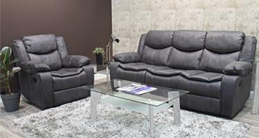 Merryn Azul Recliner Sofa