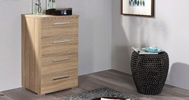 Narrow Chest of Drawers