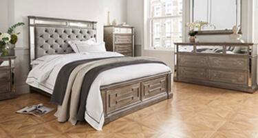 Vida Living Ophelia Bedroom