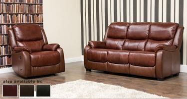 Parker Leather Sofas