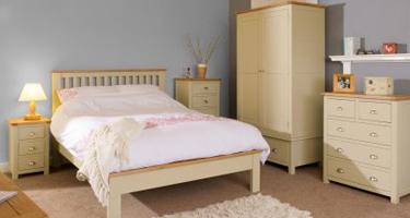 Classic Furniture Portland Stone Bedroom