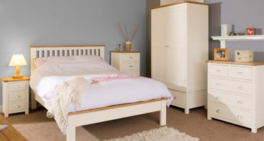 Classic Furniture Portland White Bedroom