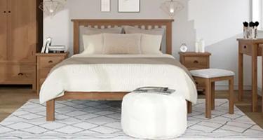 Rochdale Oak Bedroom