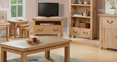 Rochdale Oak Living Room