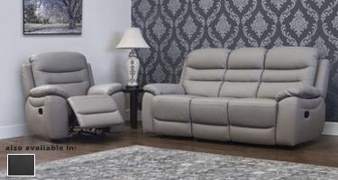 Romano Leather Sofas