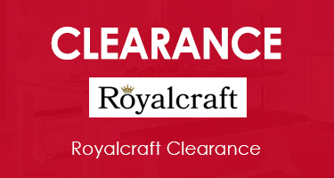 Royalcraft Clearance