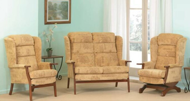 Royams Norfolk Fabric Sofas