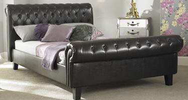 Sareer Leather Beds