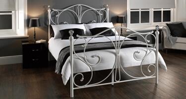 Sareer Metal Beds