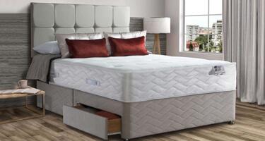 Sealy Posturepedic Divan Bed Set