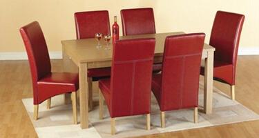 Seconique Belgravia Dining Room