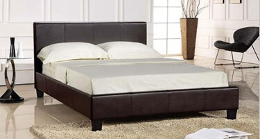 Seconique Leather Beds Frames